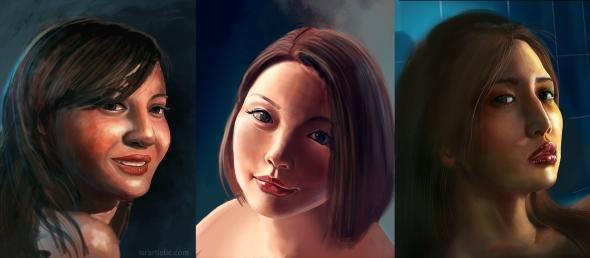 portraitstudies