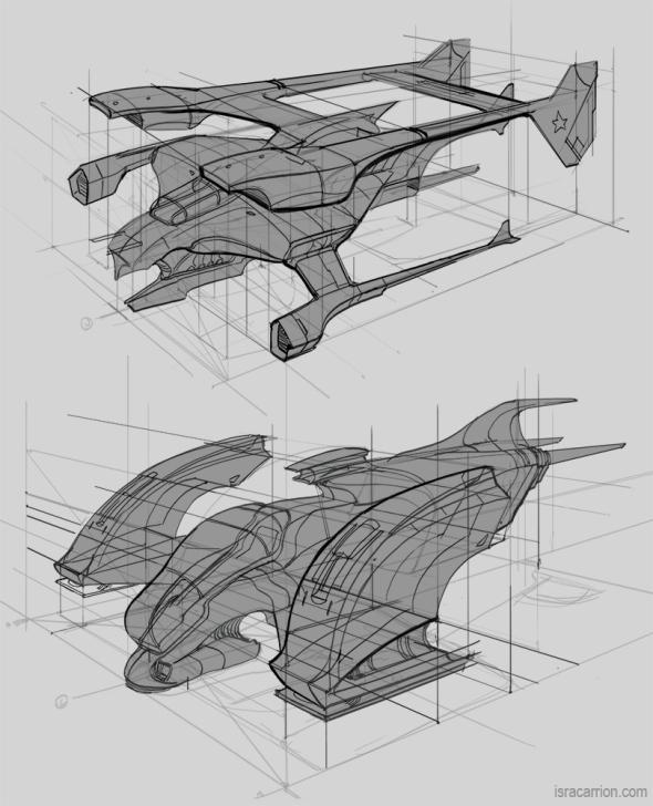 sketchspaceship